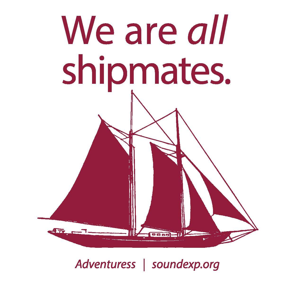 Shipmates Cling FNL