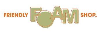 Friendly Foam Shop logo