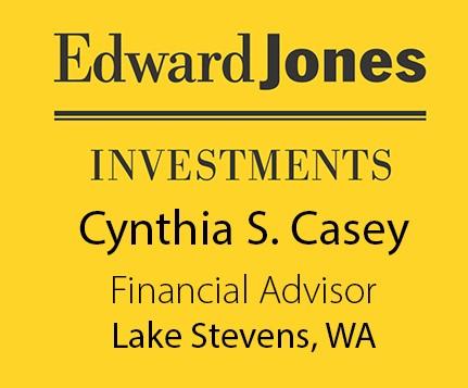 Cynthia S. Casey Edward Jones Logo